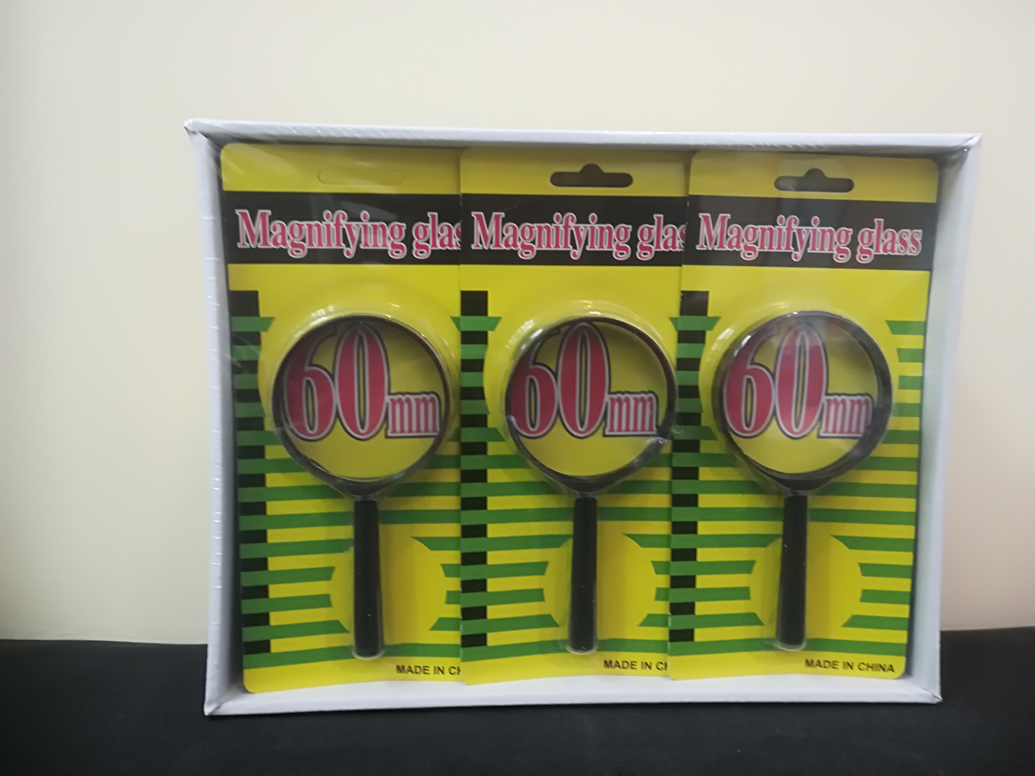 Mercury Wholesalers Magnifying glass
