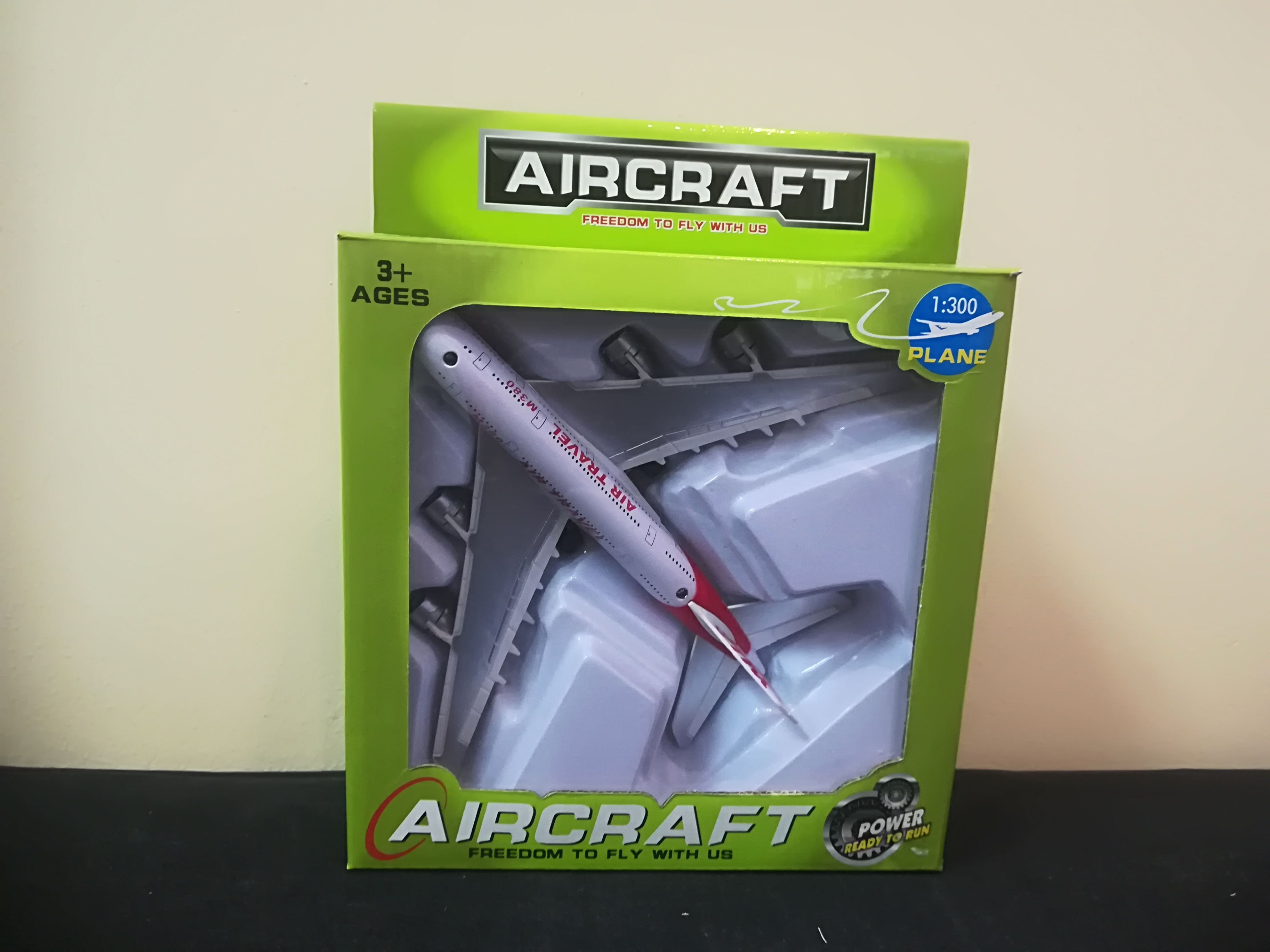 Aircraft ages 3+ from Mercury Wholesalers