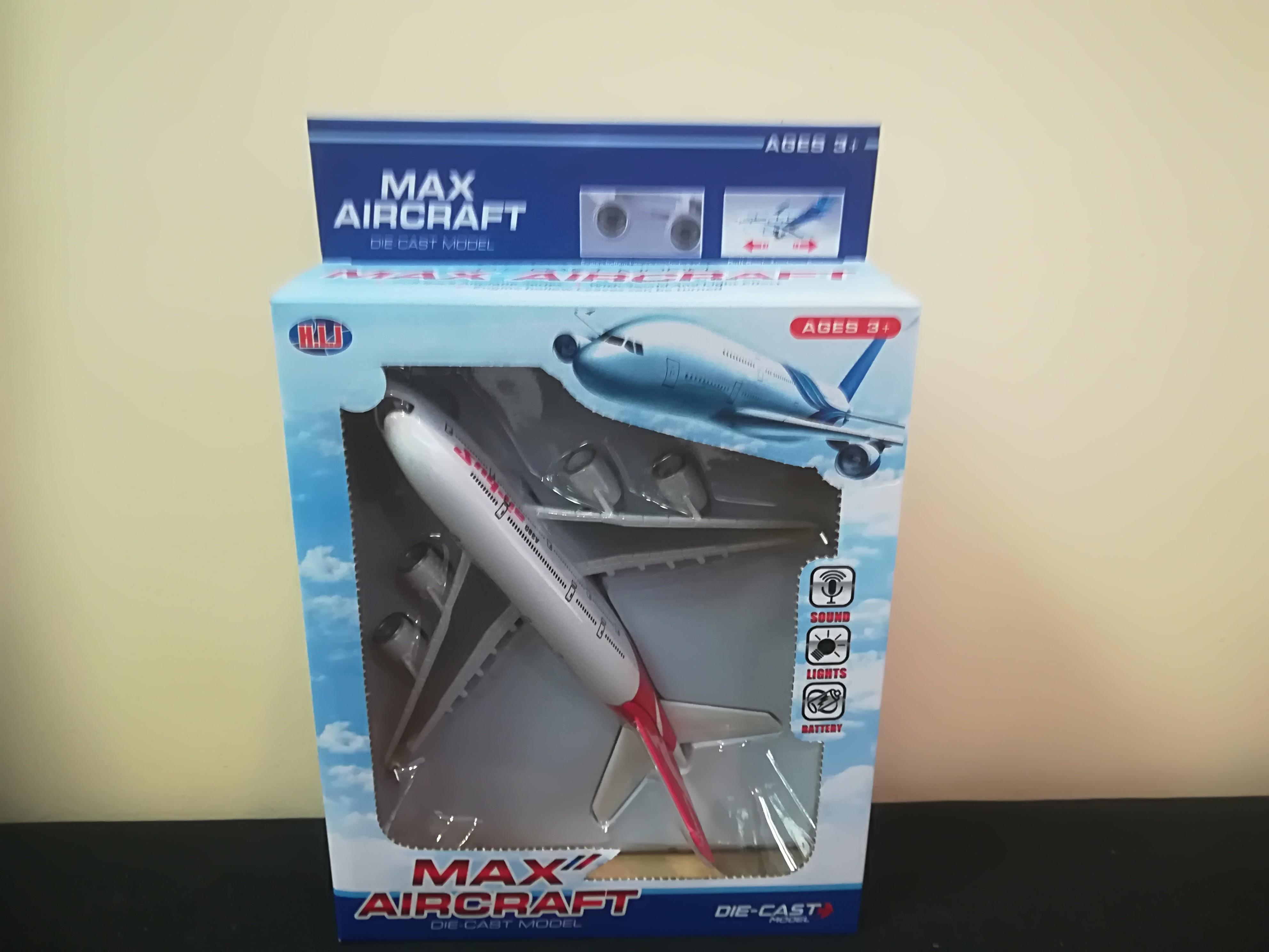 Max Aircraft