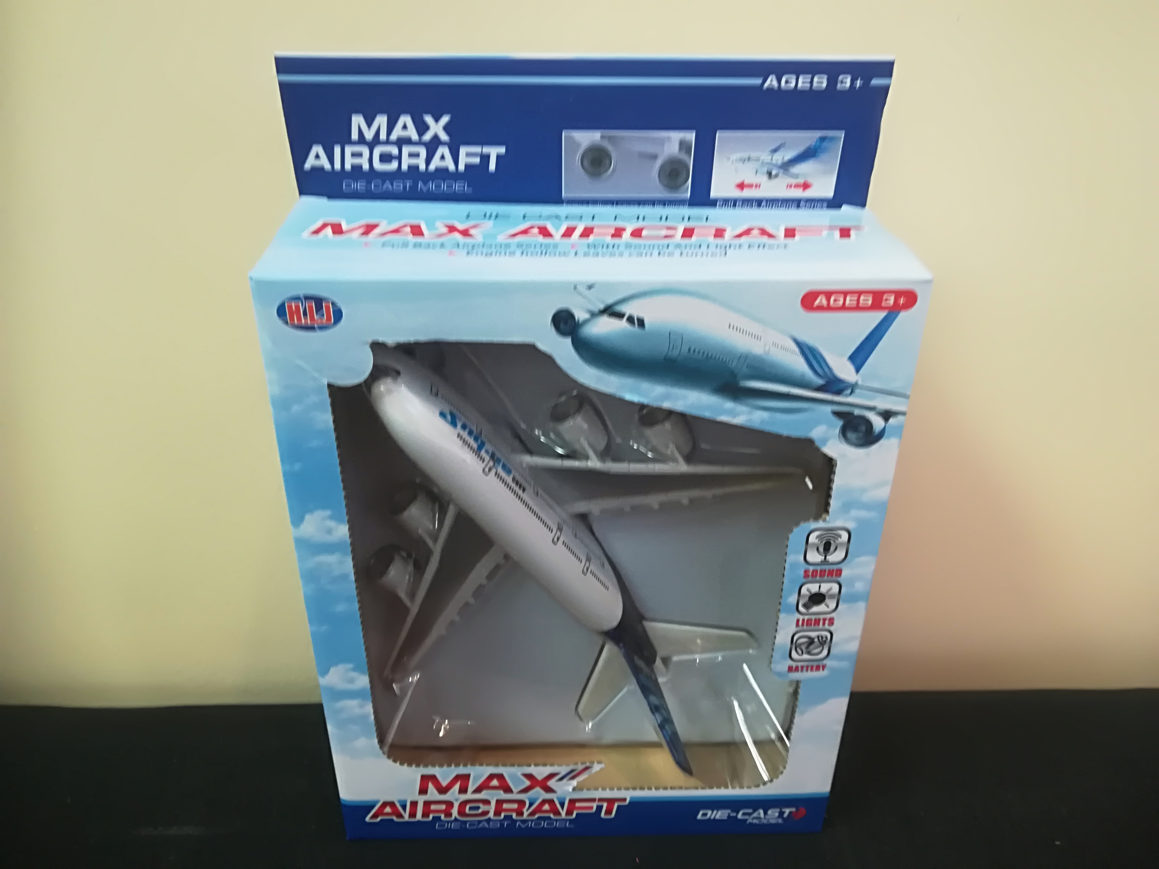 Battery Operated aircraft