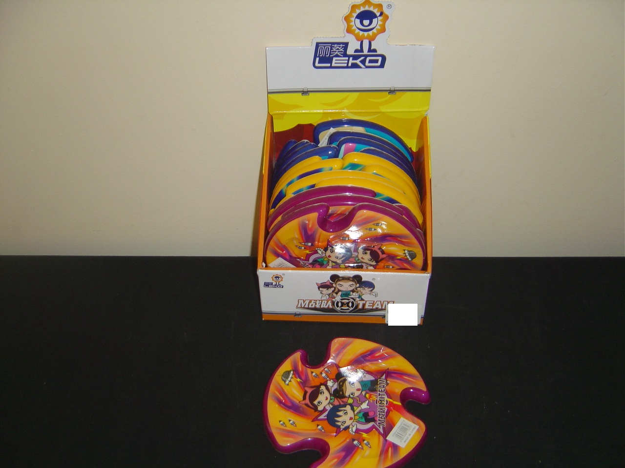 LEKO Toys set from Mercury Wholesalers