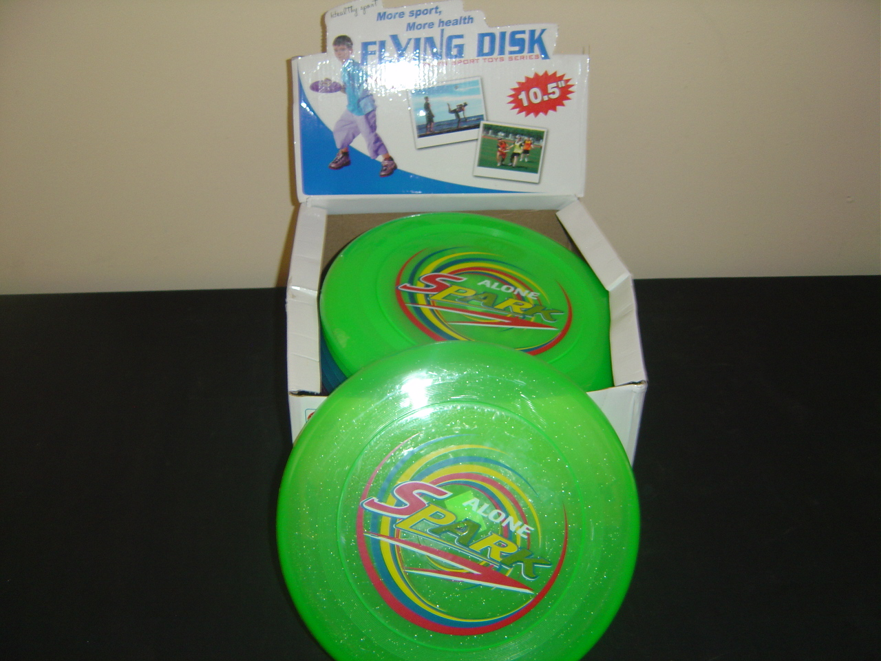 Flying Disk from Mercury Wholesalers