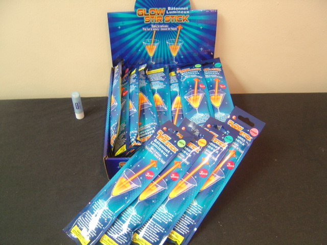 Glow Stir Stick