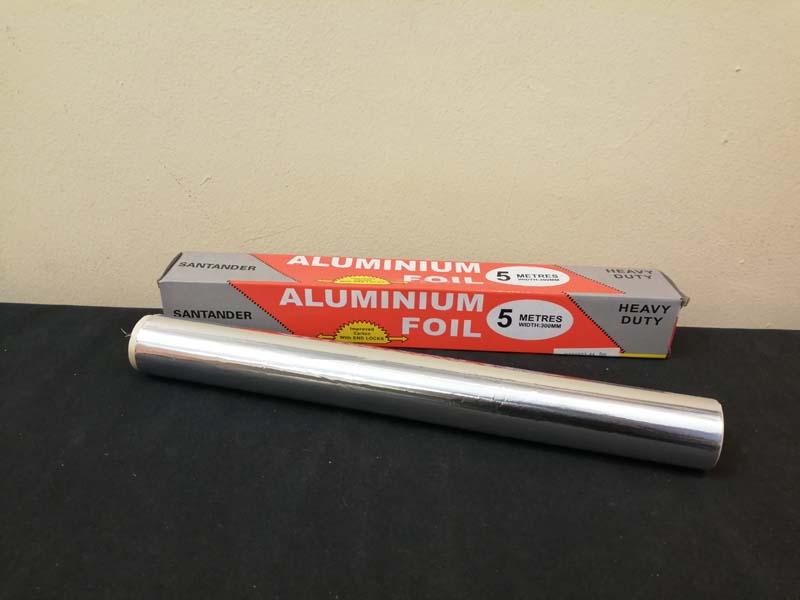 Aluminium Foil 5 Metres